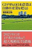 GDP4%の日本農業は自動車産業を超える (講談社+α新書) 画像