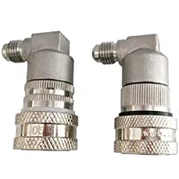 Ball Lock Disconnects Stainless Steel MFL Set (Liquid and Gas) by KING