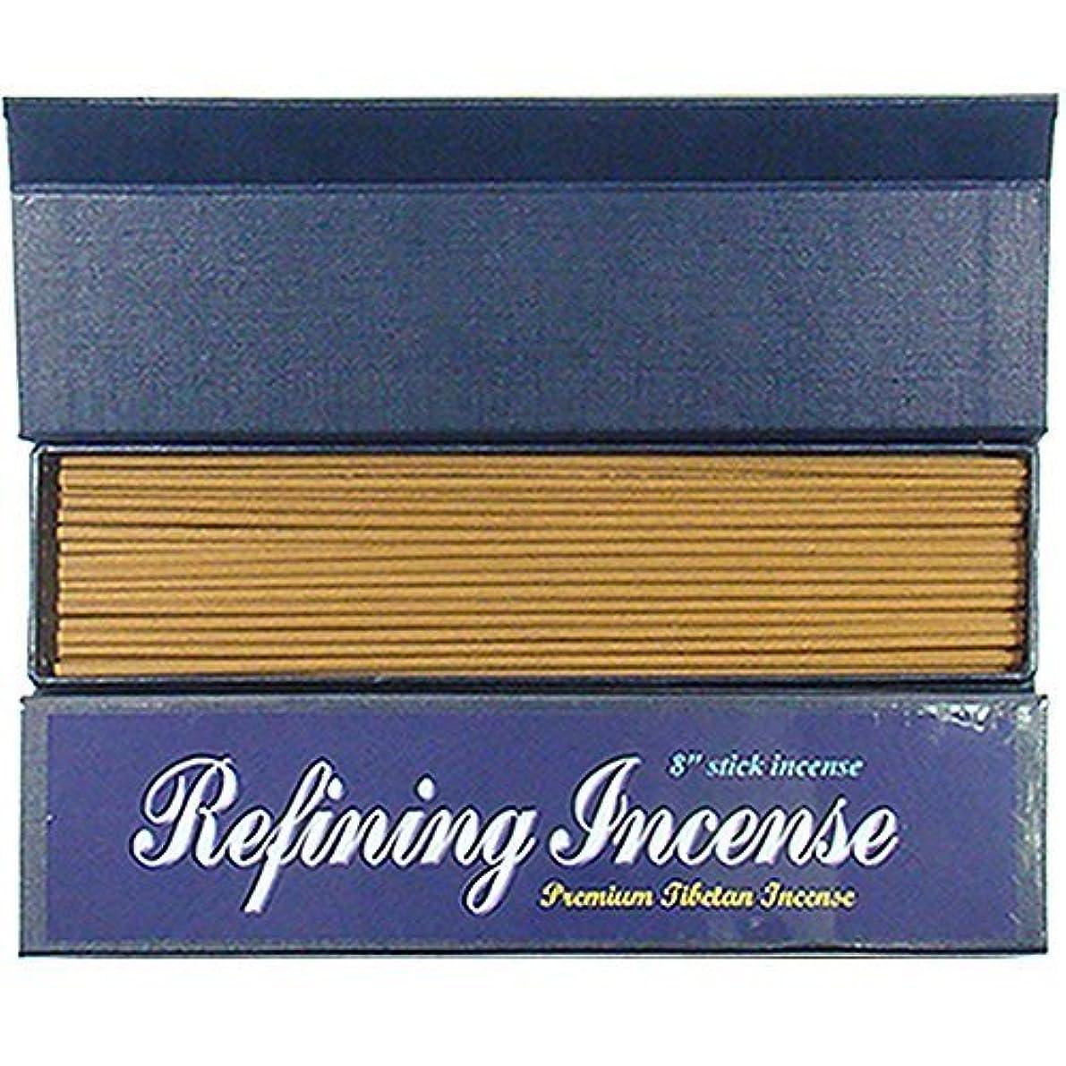 瞑想的メタリック続編Refining Incense - 8 Stick Incense - 100% Natural - I004T [並行輸入品]