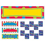 Amscan Fun 4 Pcs Giant Personalized Banner Party Decoration 2496 Pieces [並行輸入品]