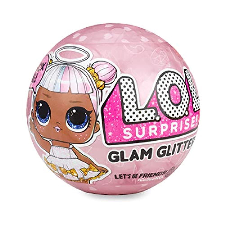 L.O.L. サプライズ! グラム グリッター LOL Surprise Doll Glam Glitter Series 2 [並行輸入品]