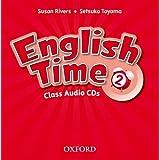English Time 2/E Level 2 CD