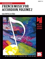 FRENCH MUSIC FOR ACCORDION VOLUME 2