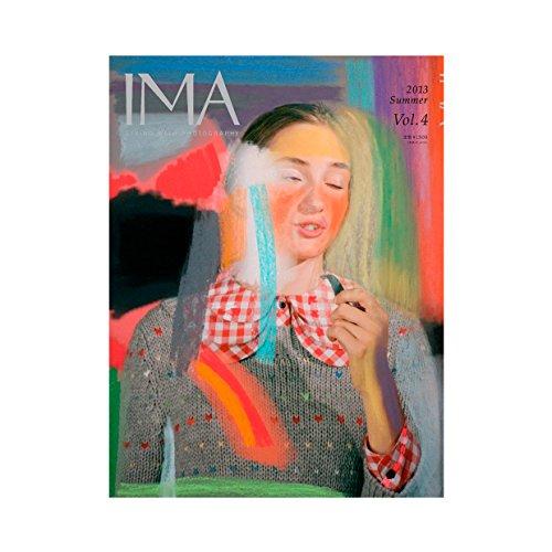IMA(イマ) Vol.4 2013年5月29日発売号の詳細を見る