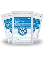 DHA&EPA 3袋セット[送料無料][DHA]433mg配合[国内製造]お得な★90日分