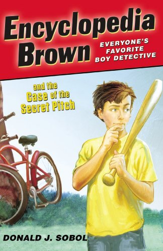 Encyclopedia Brown and the Case of the Secret Pitchの詳細を見る