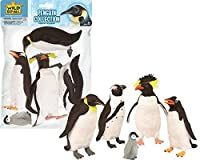 Wild Republic Polybag Penguin Collection 5 Pieces [並行輸入品]