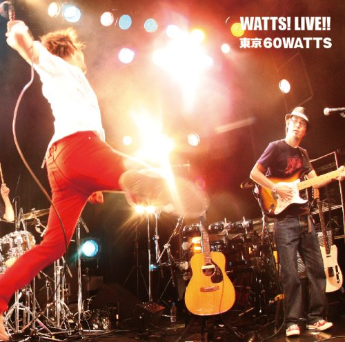 WATTS!LIVE!!(DVD付)
