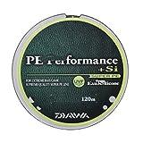ダイワ(Daiwa) PEライン パフォーマンス 8ブレイド+Si 120m 2.5号 33lb マルチカラー