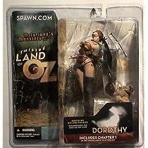 マクファーレンズ・モンスターズ シリーズ2 オズの魔法使い ドロシー/mcFarlane's monsters series two Twisted LAND OF OZ DOROTHY