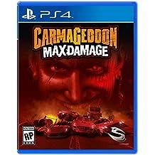 Carmageddon Max Damage (輸入版:北米) - PS4