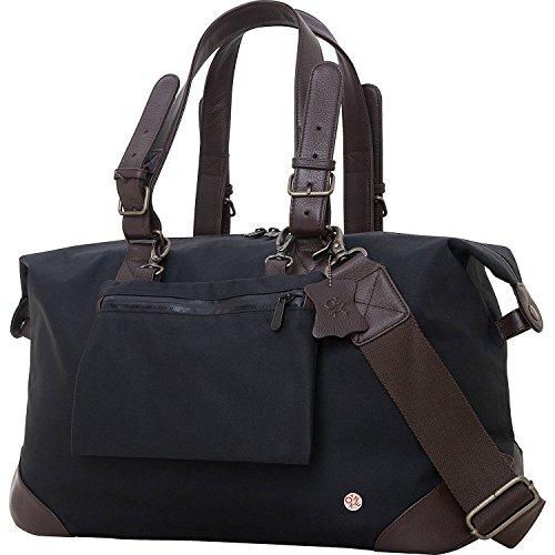 トーケン バッグ スーツケース Lafayette Duffel Bag (M) Black [並行輸入品]