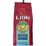 ライオンコーヒー バニラマカダミア 徳用サイズ 680g(豆)