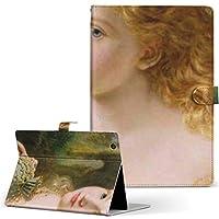 Xperia Tablet Z SO-03E SONY ソニー タブレット 手帳型 タブレットケース タブレットカバー カバー レザー ケース 手帳タイプ フリップ ダイアリー 二つ折り 写真・風景 クール 人物 絵画 イラスト so03e-003199-tb