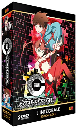 C -THE MONEY OF SOUL AND POSSIBILITY CONTROL- コンプリート DVD-BOX (全11話, 300分) シー 竜の子プロダ...