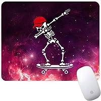 Marphe マウスパッド 滑り止めゴム ゲーミングマウスパッド 長方形マウスパッド コンピュータ ノートパソコン用