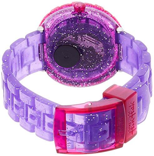 [フリックフラック]Flik Flak [フリック フラック]FLIK FLAK キッズ腕時計パープル・ガーデン FCSP060 ガールズ 【正規輸入品】 FCSP060 ガールズ 【並行輸入品】