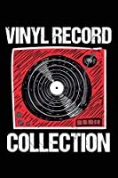 Vinyl Record Collection: Grab this vinyl record inventory log for your personal music collection, 270 slots for records, 6x9 inches, 100 pages.