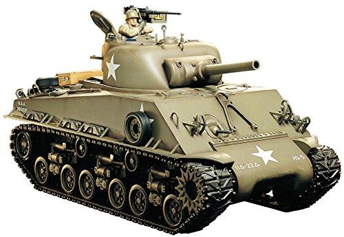 1/16 ラジオコントロールタンクシリーズ M4シャーマンDMD フルオペレーションセット(プロポ付)