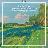 Louis Glass: Complete Symphonies, Vol. 1 by Staatsorchester Rheinische Philharmonie