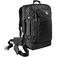 Cabin Max Metz Plus Cabin Backpack and Shoulder Bag with Tech Storage 55 x 40 x 20 cm Flight Approved