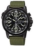 [セイコー] SEIKO 腕時計セイコー SEIKO ソーラー ミリタリー クロノグラフ アラーム 腕時計 SSC137P1 [逆輸入品]