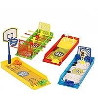 EITCデスクトップミニバスケットボール/ゴルフフープset-family楽しい親子相互作用デスクトップゲーム子供のスポーツパズルおもちゃ/4スタイル