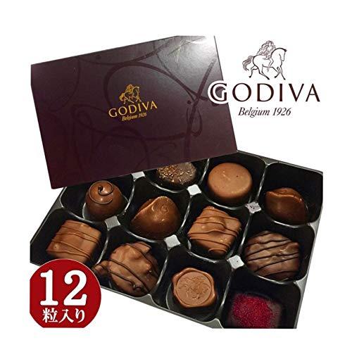 GODIVA ゴディバ 限定ボックス 12粒入りチョコレート
