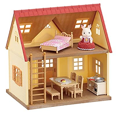 Sylvanian Families Cosy Cottage Starter Home,House