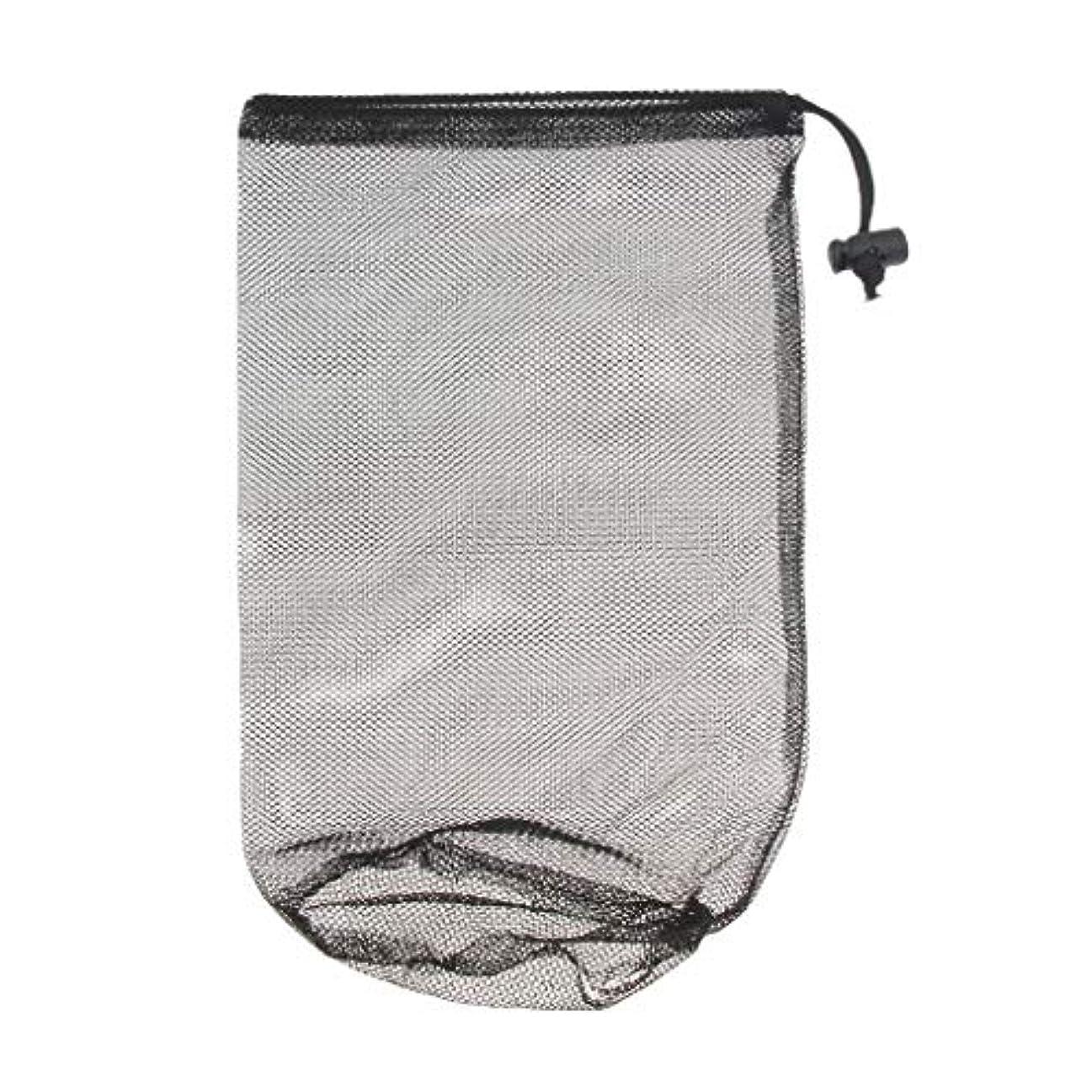 噴水十災害SM SunniMix ポリエステル製 巾着袋 メッシュポーチ メッシュバッグ スタッフサック ハイキング用
