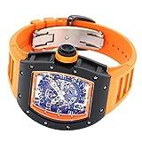 リシャ-ル・ミル RICHARD MILLE オ-トマティック デクラッチャブル ロ-タ- 世界限定30本 RM030 中古 腕時計 メンズ (W184125)