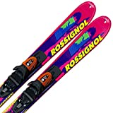 ROSSIGNOL スキーセット 12-13 SUPER VIRAGE 120cm ビンディング付き