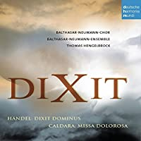 Dixit Dominus / Missa Dolorosa (Hybr)