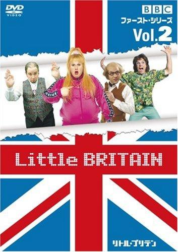 Little BRITAIN/リトル・ブリテン ファースト・シリーズ Vol.2 [DVD]の詳細を見る