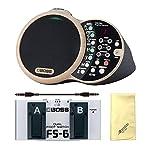 【愛曲クロス付】【フットスイッチ/FS-6+audio-technica製接続ケーブル付】BOSS ボス DR-01S Rhythm Partner