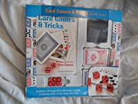 カードゲームとトリックブックandキットfor all ages