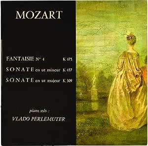 モーツァルト:ピアノ全集 第1巻