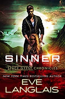 Sinner (Space Gypsy Chronicles Book 2) by [Langlais, Eve]
