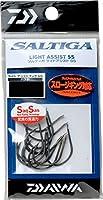 ダイワ(Daiwa) ショアジギングアシストフック ライト #4/0 サクサス 釣り針