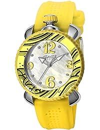 [ガガミラノ]GAGA MILANO 腕時計 LADYSPORTS ホワイトパール文字盤 7020.08 レディース 【並行輸入品】