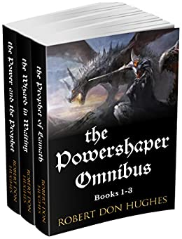The Powershaper Omnibus: Books 1-3 by [Hughes, Robert Don]