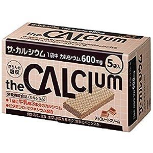 大塚製薬 ザ・カルシウム チョコレートクリーム 11.2g×5袋
