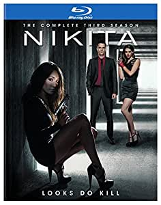 Nikita: Complete Third Season [Blu-ray] [Import]
