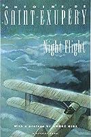 Night Flight (Harbrace Paperbound Library, Hpl63)