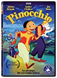 Pinocchio [DVD] [Import]