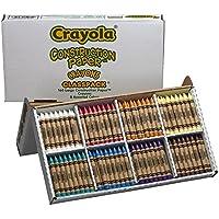 Crayola Llc Crayola Constructionペーパークレヨン 528059