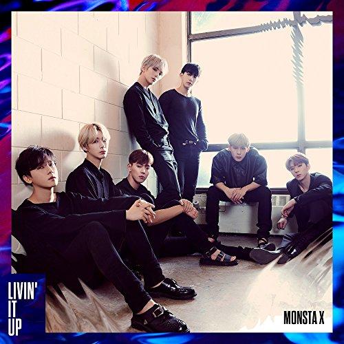 【MONSTA X/LIVIN' IT UP】日本オリジナル曲4thシングルの最高にクールなMV!の画像