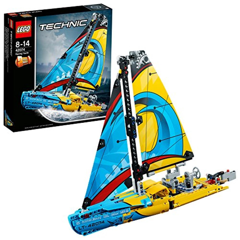 レゴ(LEGO) テクニック レーシングヨット 42074