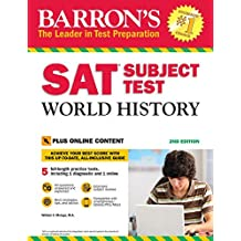 SAT Subject Test World History with Online Tests
