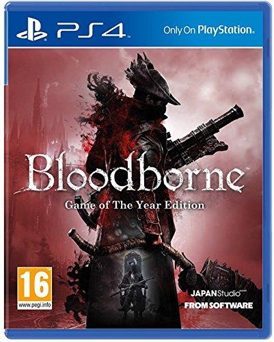 ブラッドボーン - ゲーム オブ ザ イヤー エディション / Bloodborne - Game Of The Year Edition PS4 ( 輸入版 )
